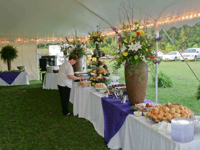 Wedding Reception Catering Services